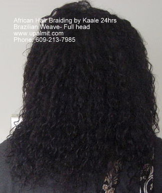 Brazilian weave- full head of hair, by Kaale (609) 213-7985.><br /><br />Brazilian weave- full head of hair, by Kaale.<br /><br /><img src=