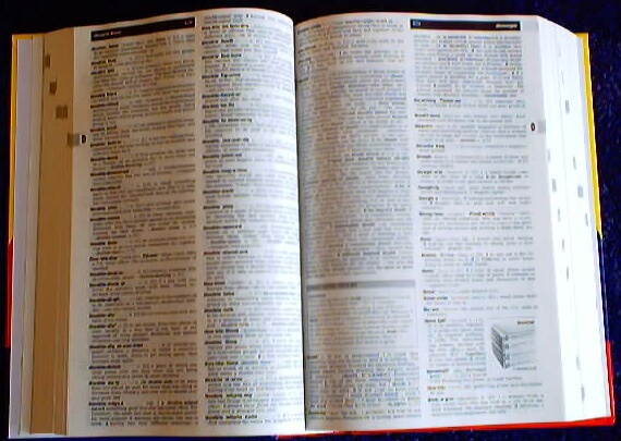 Longman advanced american dictionary hardcover view a sample of a color diagram in this book fandeluxe Image collections