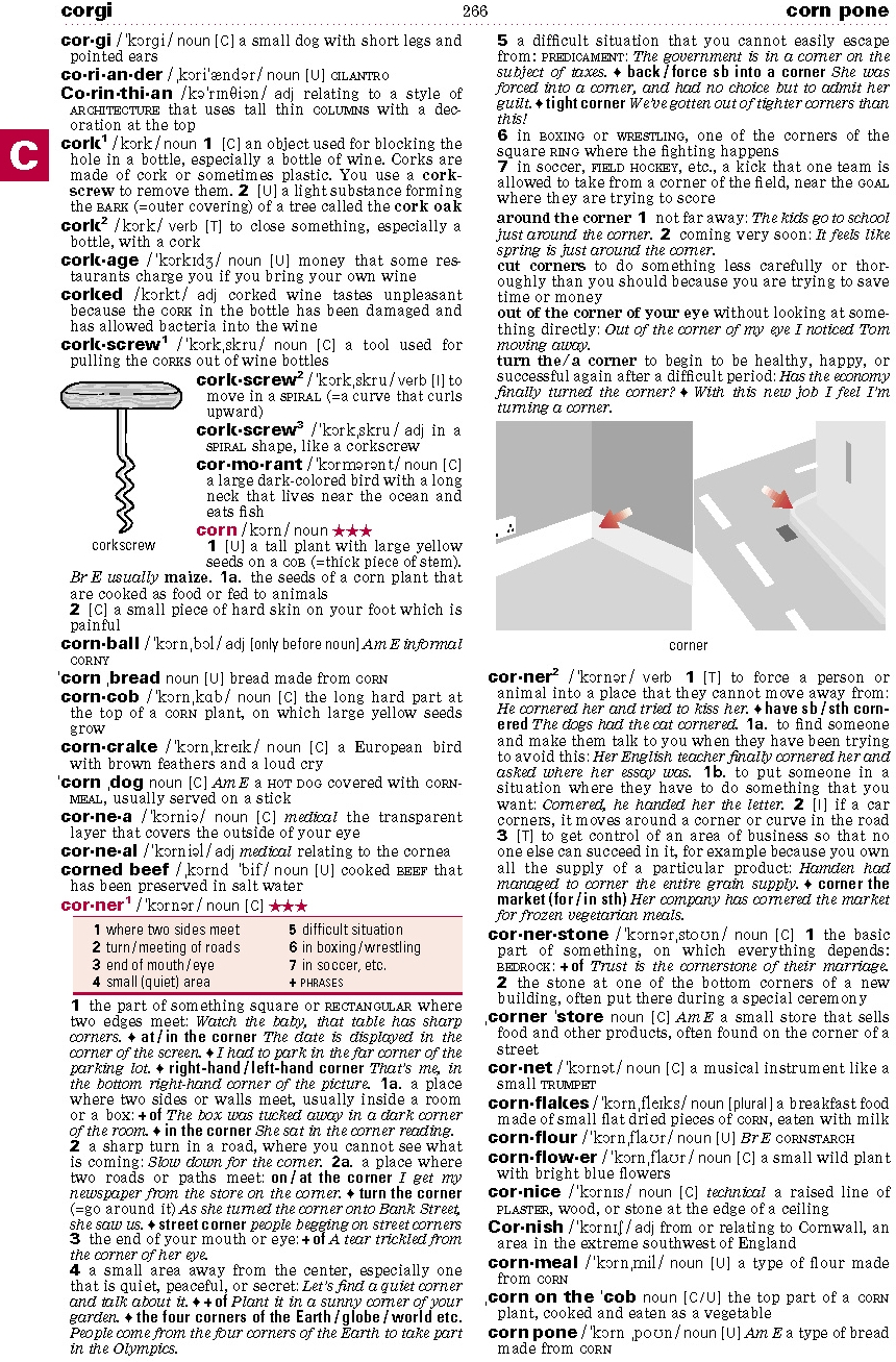 Macmillan english dictionary for advanced learners of british click here for one sample page from the paper american edition fandeluxe Choice Image