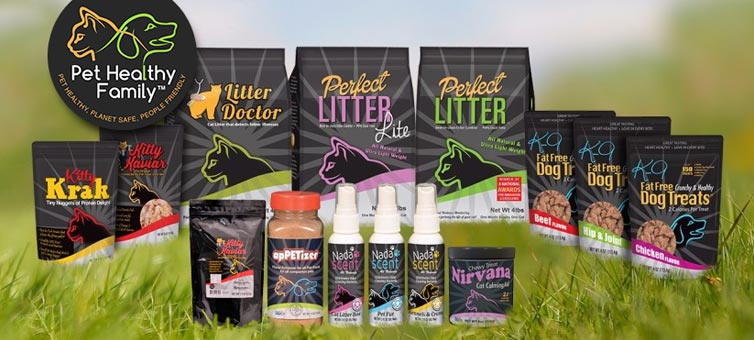 Pet Healthy Holdings Family