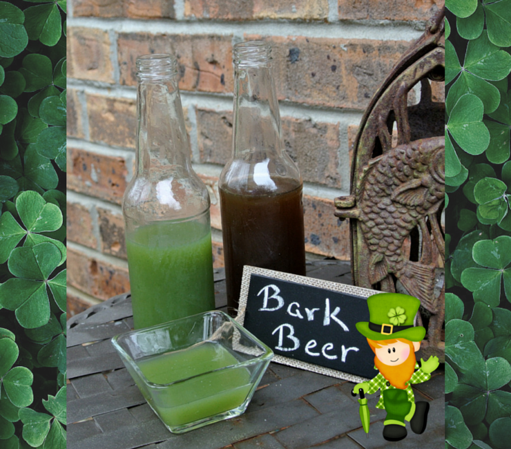 St. Patrick's Day Green Dog Beer Recipe