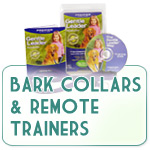 Bark Collars & Remote Trainers