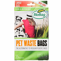BioBag Large Dog Waste Bags