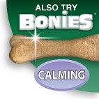 Try Bonies Dental Bones - Calming Formula