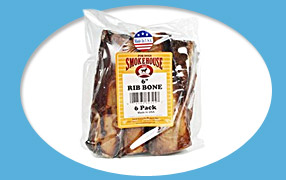 Redbarn Filled Bone Cheese & Bacon (Large)