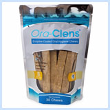 Ora-Clens® Oral Hygiene Chews Small