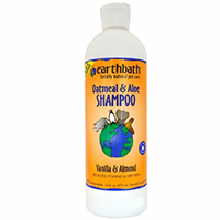 Earthbath Oatmeal & Aloe Shampoo Vanilla & Almond