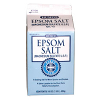 Epsom Salt Crystal USP