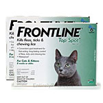 12 MONTH Frontline Top Spot for Cats