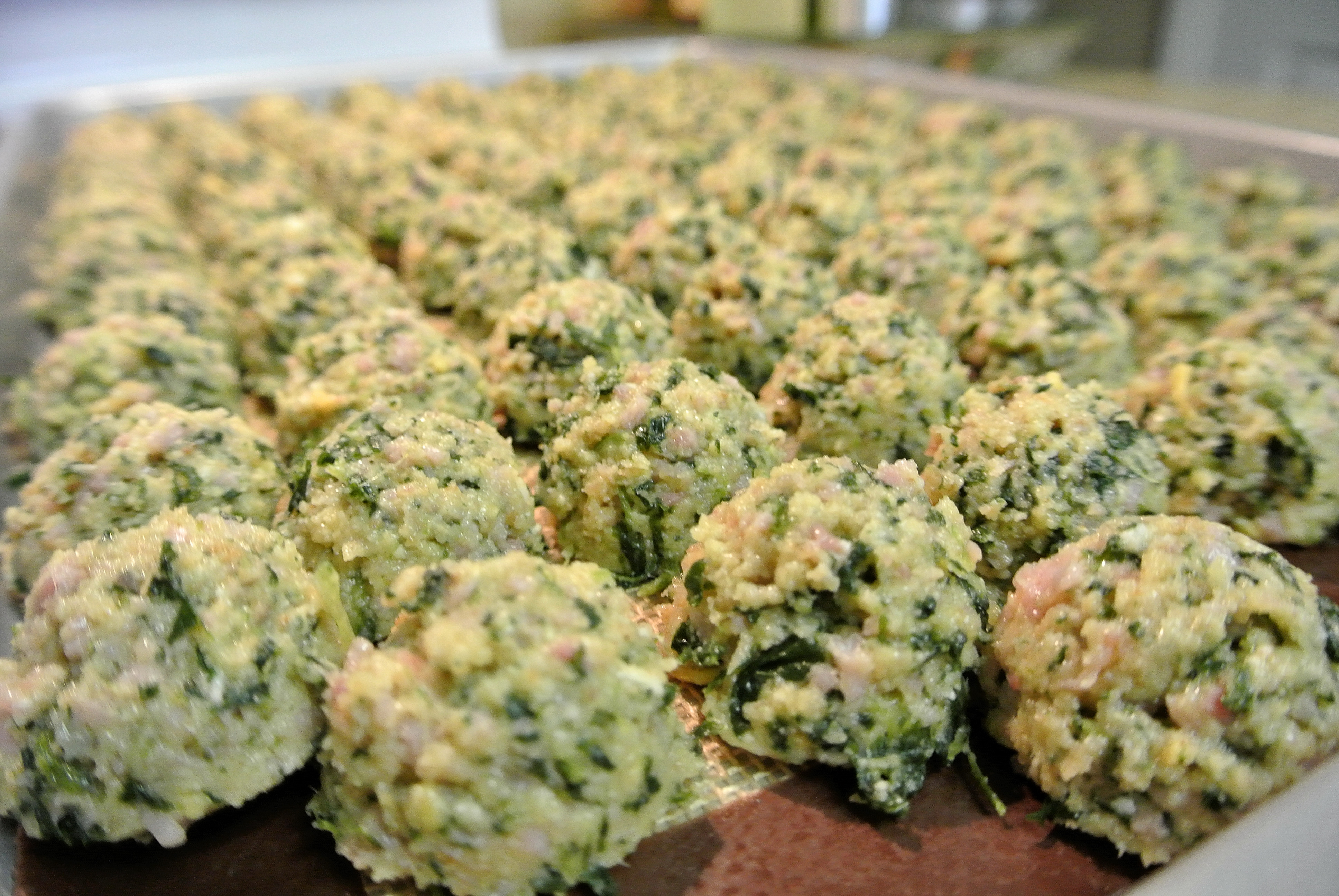 Green Eggs & Ham Dog Food Recipe Uncooked