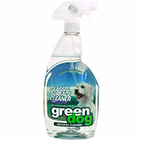 Green Pet Glass & <br>Surface Cleaner (32 fl. oz.)