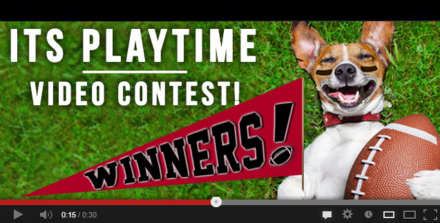 Playtime Video Contest