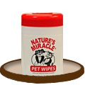 Nature's Miracle Wipes