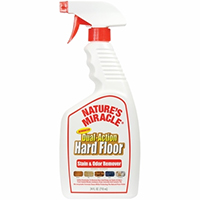 Nature's Miracle Stain & Odor Remover Hard Floor Cleaner Spray