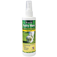 NaturVet® Potty Here Training Aid