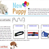 link to   Top Products For New Puppies