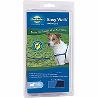 PetSafe Easy Walk Harness - Royal Blue/Navy