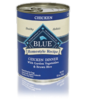 Blue Buffalo Canned Chicken Dinner
