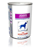 ROYAL CANIN Veterinary Diet CANINE Potato & Venison