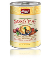 Merrick 5 Star Canned Dog Food - Grammy's Pot Pie
