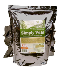 Simply Wild Dog Food