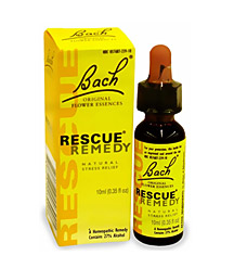 Bach Rescue Remedy - Natural Stress Reliever (