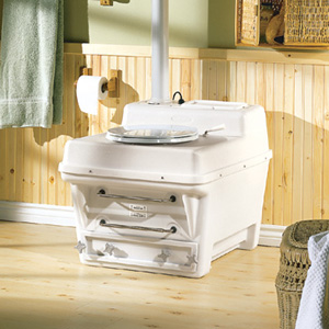 Envirolet MS10 Composting Toilet System