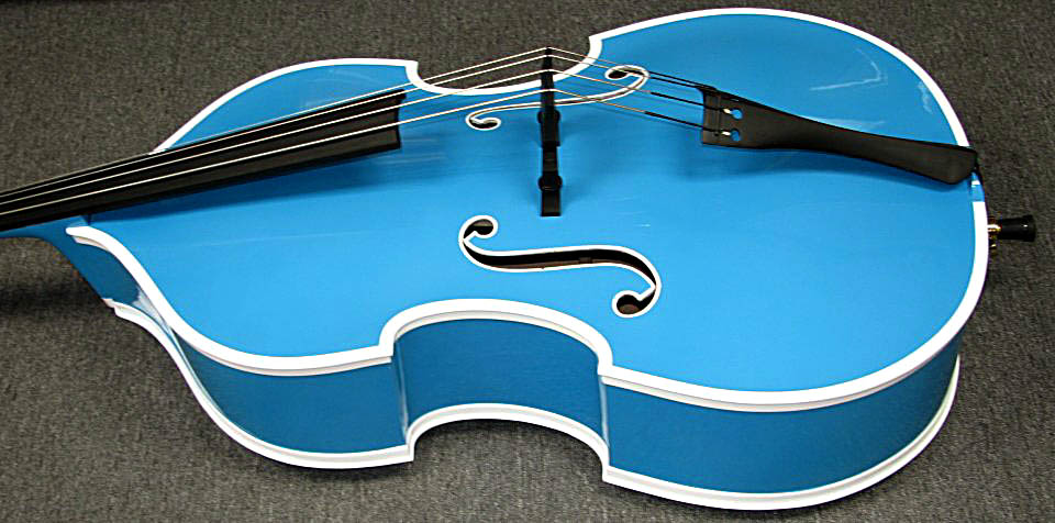 We Have Done Well Over 100 Custom Paint Jobs On Upright Basses Will Start Putting Pictures Of Them Onto This Page So You Can Enjoy