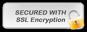 All transactions are secured with SSL Encryption