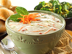Creamy Vegetable and Rice Soup Mix