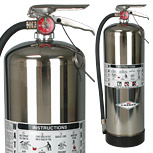 Amerex 240 Stored Pressure Water Fire Extinguisher