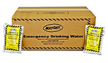 Aqua-Liter Emergency Drinking Water 33.8 oz Case-12