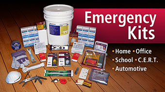 Emergency Preparedness Kits - Lockdown Kits