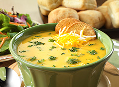 Legacy Cheese & Broccoli Soup