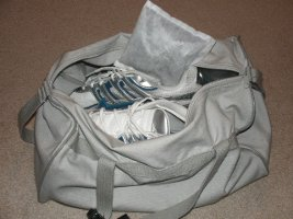 Odor Kleen Deodorizing Bag For Gym Bag