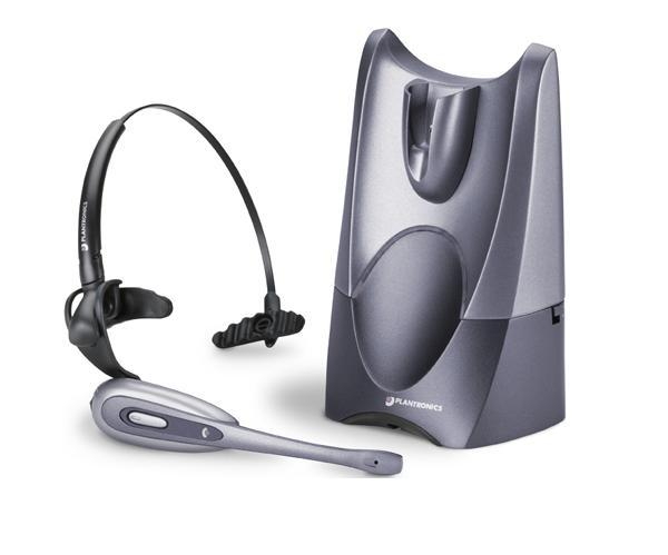 Cordless headsets