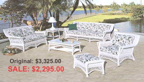 Franu0027s Finest Quality Wicker, Teakwood, And Cast Aluminum Furniture
