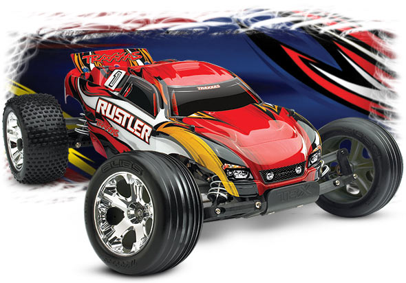 3705 3qtr low_m traxxas 1 10 scale rustler xl 5 2wd stadium truck 37054 Traxxas Jato 3.3 Hop-Ups at crackthecode.co