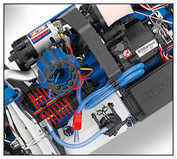 5309_chassis_o traxxas 1 10 scale revo 3 3 4wd monster truck 5309 traxxas tqi receiver wiring diagram at virtualis.co