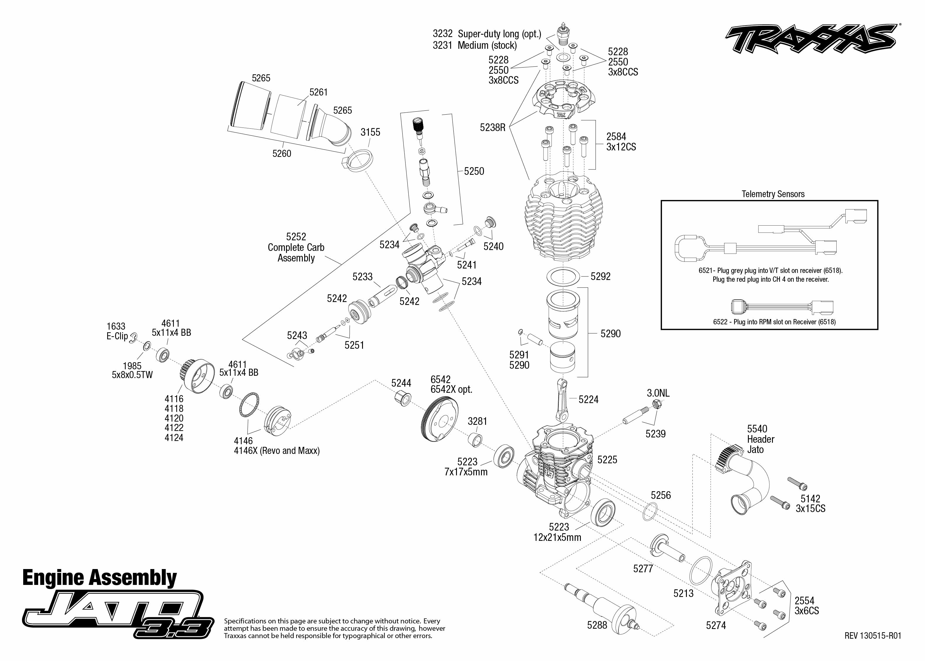 breathtaking traxxas revo 3 3 parts diagram gallery
