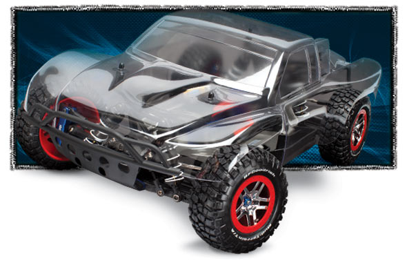 Traxxas 1/10 Scale Slash 4X4 Platinum Edition Brushless Pro