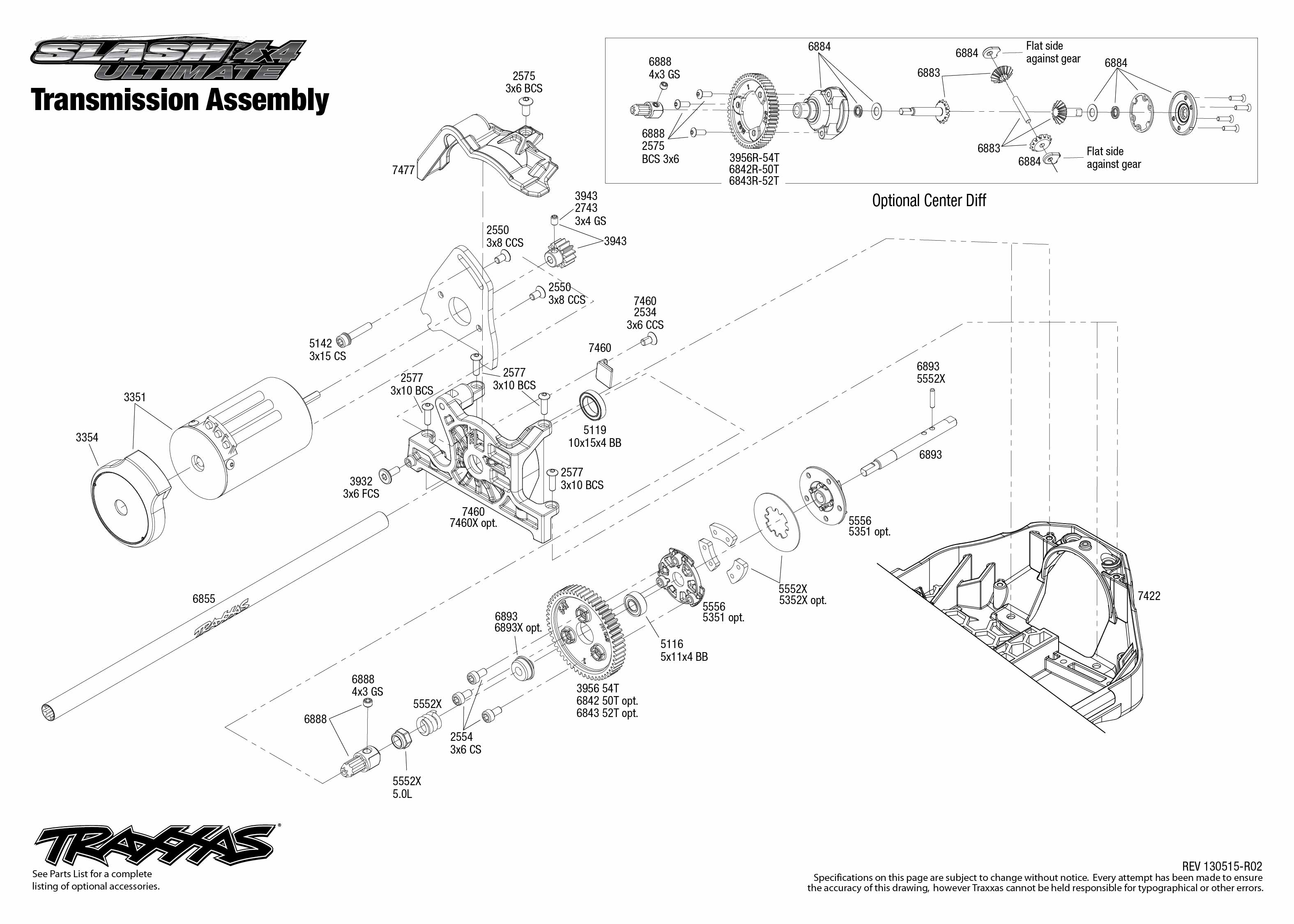 Exciting E Maxx Parts Diagram Gallery - Best Image Wire - binvm.us