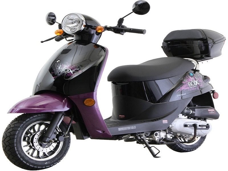 Brand New 2013 Newest addition to our Classic Scooter Line! Refreshing changes in Design and color combinations! Limited Edition!