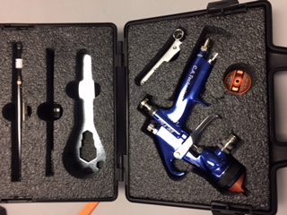 C.A. Technologies HVLP Spray Gun