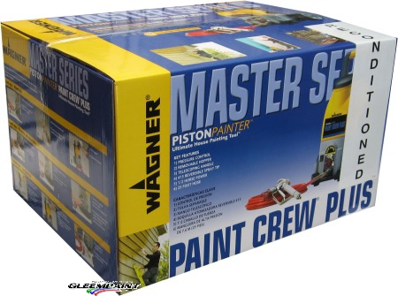 Wagner Paint Crew Plus Boxed