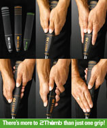 Two Thumb Putter Grip