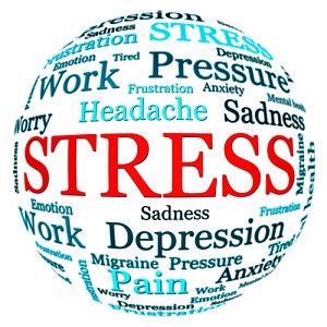 stress and gout