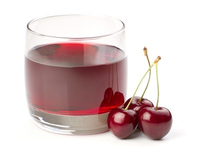 tart cherry and gout