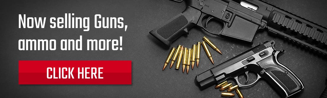 Shop Guns Ammo and More