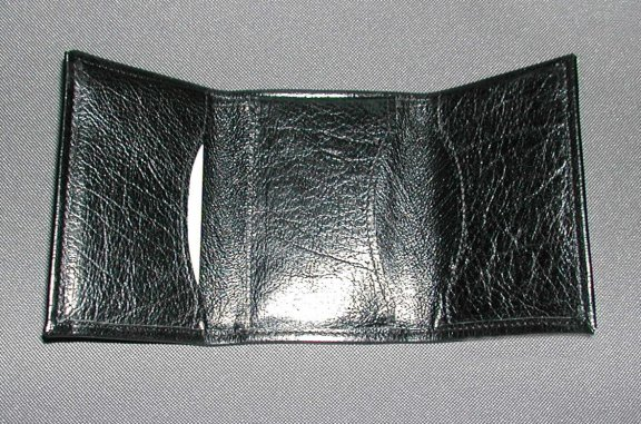 Buffalo Calf Leather Wallet
